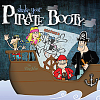 Clint Perry & The Boo Hoo Crew | Shake Your Pirate Booty