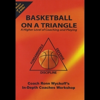 Coach Ronn Wyckoff | Basketball On a Triangle: a Higher Level of Coaching and Playing