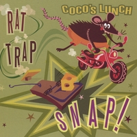 Coco's Lunch | Rat Trap Snap!