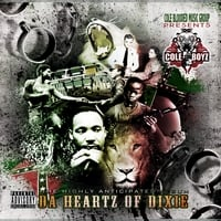 Cole Boyz | Da Heartz of Dixie (Cole Blooded Music Group Presents)
