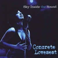 Concrete Loveseat | Sky Inside the Sound