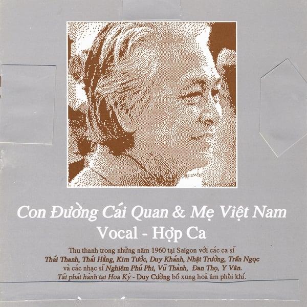 Pham Duy Folk Songs Of Vietnam