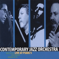 Contemporary Jazz Orchestra | Live at Pearls