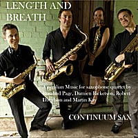 Continuum Sax | Length and Breath