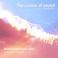 Jonathan Cope | The Colour of Sound