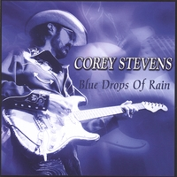 Corey Stevens | Blue Drops of Rain