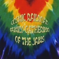 Cosmic Railroad | Family Gathering Of The Jams