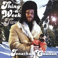 Jonathan Coulton | Thing a Week Two