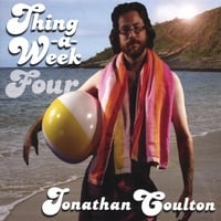 Jonathan Coulton | Thing a Week Four