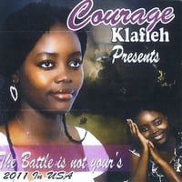 Courage Klafleh | The Battle Is Not Your's