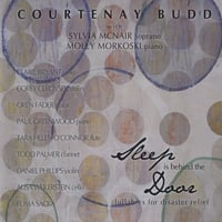 Courtenay Budd, Sylvia McNair, & friends | Sleep is Behind the Door: Lullabies for Disaster Relief