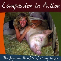 Colleen Patrick-Goudreau | Compassion in Action: The Joys and Benefits of Living Vegan