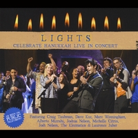 Various Artists | Lights! Celebrate Hanukkah Live in Concert