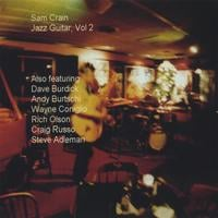 Sam Crain | Jazz Guitar Vol 2