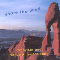 Cathy Serrano | Share The Wind
