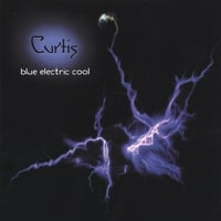 Curtis | Blue Electric Cool