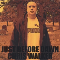 CHRIS WALKER | JUST BEFORE DAWN  EP-CD