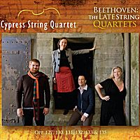 Cypress String Quartet | Beethoven: The Late String Quartets