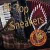 Dan Daddy Squeeze Newton: Hi-top Sneakers