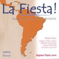 La Fiesta! cover