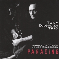 Tony Dagradi | Parading