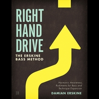Damian Erskine | Right Hand Drive (Book)