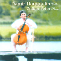Damir Hamidulin | Damir Hamidulin, Cello Zoltan Peter, Piano