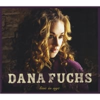 Dana Fuchs | Live in NYC