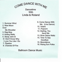 Dancetime With Linda & Roland | Come Dance With Me