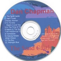 Dan Chapman | The Sand Castle