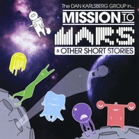 "Featured recording ""Mission to Mars and Other Short Stories"""