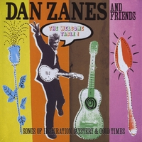 Dan Zanes and Friends | The Welcome Table