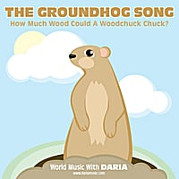 Daria | The Groundhog Song (How Much Wood Could a Woodchuck Chuck?)