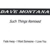 Dave Montana | Such Things Remixed