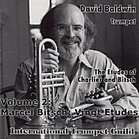 David Baldwin | Etudes of Charlier and Bitsch, Volume 2