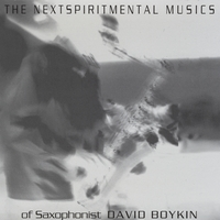 David Boykin | The Nextspiritmental Musics of Saxophonist David Boykin