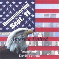 David Cedeño | America United [remembering 911]