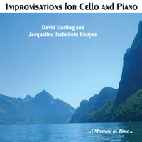 David Darling & Jacqueline Tschabold Bhuyan | Improvisations for Cello and Piano
