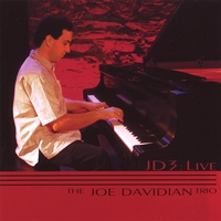 Joe Davidian Trio | Jd3: Live