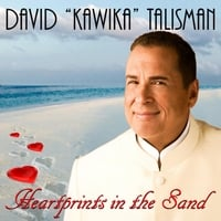 David Kawika Talisman | Heartprints in the Sand