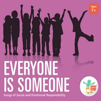David Kisor | Everyone Is Someone: Songs of Social and Emotional Responsibility