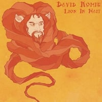David Komie | Lion In Wait