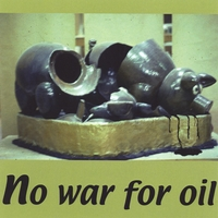 David Lannan | No War for Oil