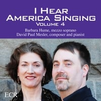 David Paul Mesler | I Hear America Singing, Volume 4
