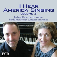 David Paul Mesler | I Hear America Singing, Volume 3