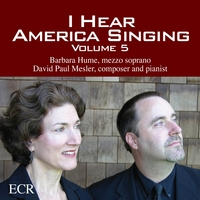 David Paul Mesler | I Hear America Singing, Volume 5
