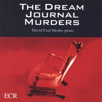 David Paul Mesler | The Dream Journal Murders