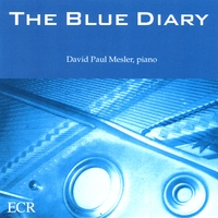 David Paul Mesler | The Blue Diary