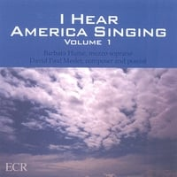 David Paul Mesler | I Hear America Singing, Volume 1