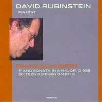 David Rubinstein | David Rubinstein plays Schubert